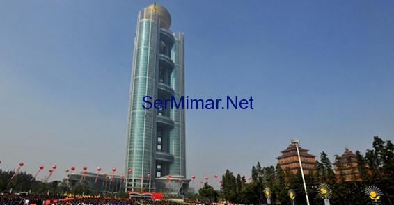 Çin'in Huaşi Köyü'nde 328 Metrelik Gökdelen İnşa Edildi!