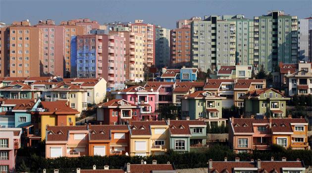İstanbul ve İzmir'de Kiralık Daire Fiyatları Düştü, Ankara'da Yükseldi