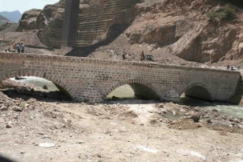 700 Yıllık Berta Köprüsü Restore Edilecek!