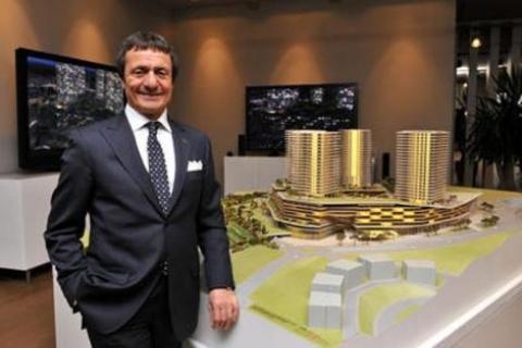 Ahmet Nazif Zorlu: Yeşil Alan Olmasa Zorlu Center'ı Bağışlarım!