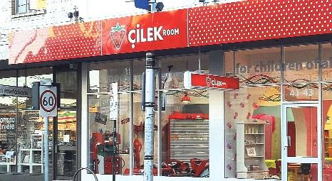 Çilek Mobilya Şanghay'da 12 Mağaza Açacak!