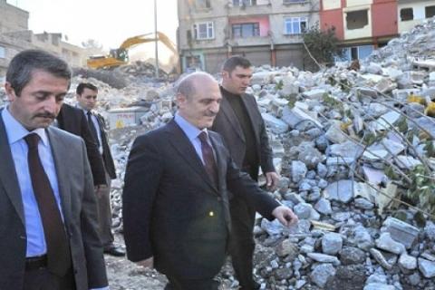 Erdoğan Bayraktar: Kentsel Dönüşüm Dalga Dalga Devam Ediyor!