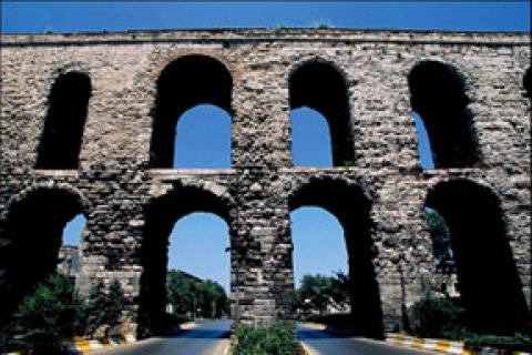 Fatih'teki Bozdoğan Kemeri Seyir Terası Oluyor!