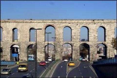 Fatih'teki Bozdoğan Kemeri'nin Üstü Turizme Açılıyor!
