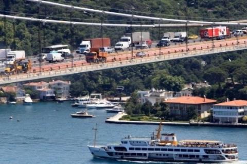 Fatih Sultan Mehmet Köprüsü, haliç köprüsü, İett, iett indirim, köprü bakım çalışmaları