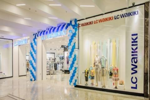 LC Waikiki'nin Yurtdışındaki Mağaza Sayısı 36'ya Ulaştı!