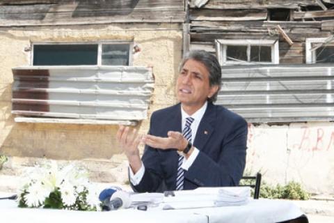 Mustafa Demir: Fatih'in Yüzde 10'u Yenileme Alanı!