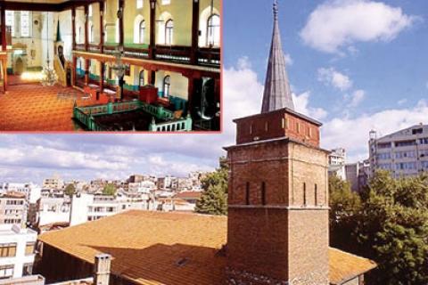 Restorasyonla Yenilenen Arap Camii, Yeniden İbadete Açıldı!