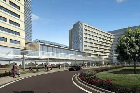 Sağlık Serbest Bölgeleriyle Türkiye, İkinci Dubai Olacak!