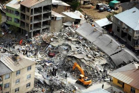 Van Depremiyle İlgili İlk İddianame Tamamlandı!