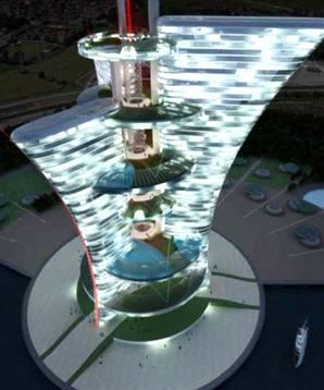 Venedikli Mimarlardan Pierre Cardin'e: Gökdeleni Dubai'ye Yap!