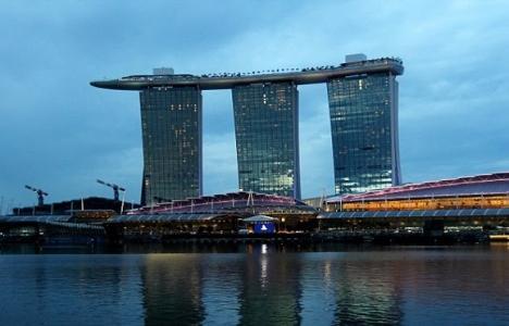 2012 Dünya Mimarlık Festivali Marina Bay Sands Otel'de Yapılacak!