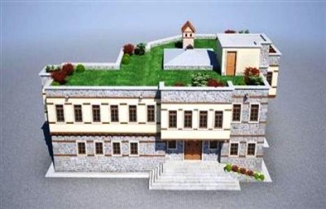 AB Erzurum'a Afet Eğitim Merkezi Kuracak!