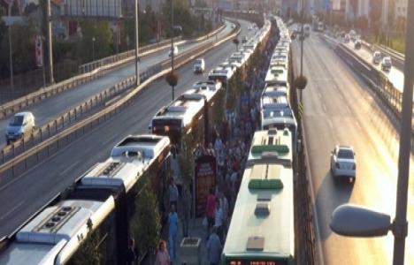 Akıllı Sistemle Trafik ve Metrobüs Yoğunluğu Azalacak!