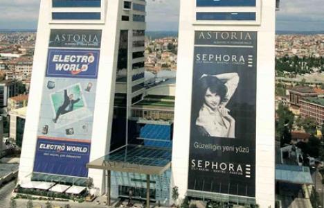 Astoria AVM Kapanıyor, Yerine Ofis Yapılacak!