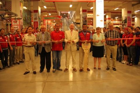 Bauhaus, Antalya Kepez'de Yeni Şubesini Açtı!
