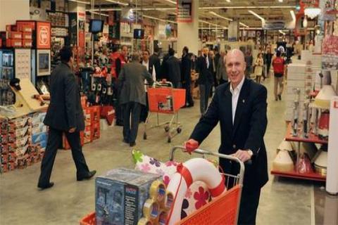 Bauhaus: Türkiye'ye 500 Milyon Euro Yatırım Yapacağız!