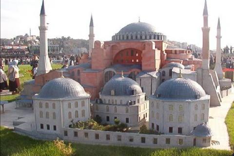 Cami tapulu Ayasofya, Turizme Cami Olarak da Hizmet Verebilir!