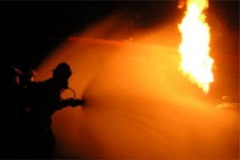 Çatalca'daki İplik Fabrikasında Maddi Hasarlı Yangın Çıktı!