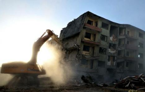 Deprem Dönüşüm Projesi DPT'ye Takıldı!