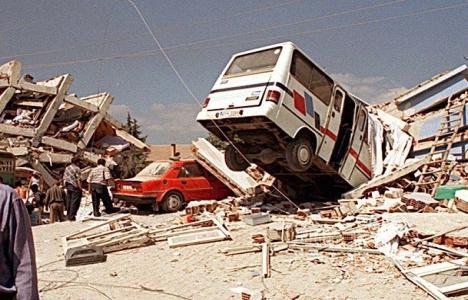Deprem İçin 40 Milyar Lira Vergi Toplandı!