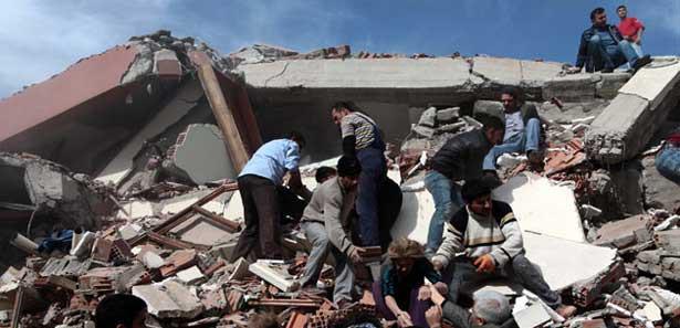 Deprem ve Savaşta Can Kurtaracak