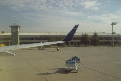 Diyarbakır Havaalanı 1 Eylül'de Açılacak!