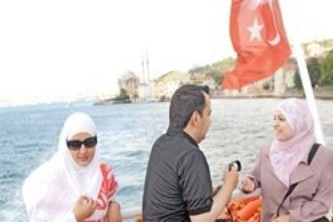 Dizilerle Müslüman Turistte 2'nci Olduk!