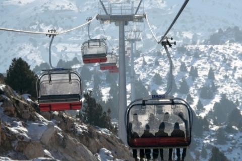 Ergan Dağı Kayak Tesisleri'yle Kış Turizmi Canlanacak!
