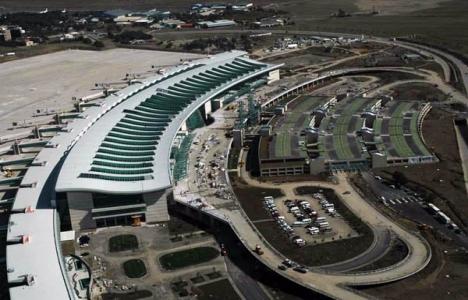 Esenboğa Havalimanı Çevresindeki Çiftlikler Kapatılacak!