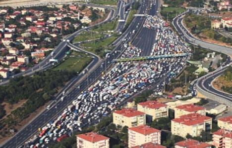 Fatih Sultan Mehmet Köprüsü'nde Kapalı Şeritler Trafiğe Açılıyor!