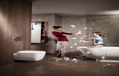 Geberit Sigma, Sigma50 ile Banyoları Zenginleştiriyor!