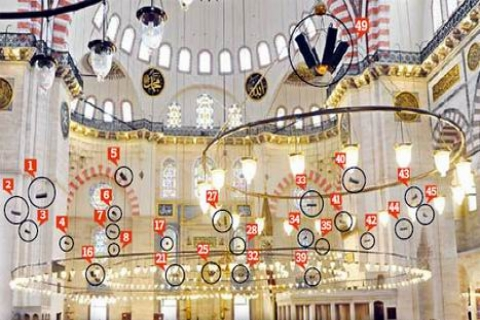 Gür Yapı İçin Süleymaniye Camii'nde Akustiği Bozdu İddiası!