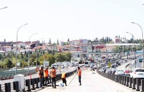Haliç Köprü Onarımı Okulların Açılmasına Yetişecek Mi?
