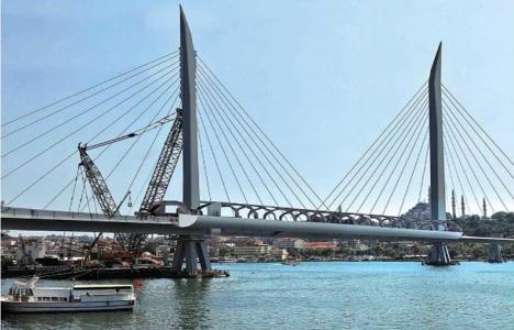 Haliç'e Yapılacak Köprünün Simülasyonu Gerçeği Gösterdi!