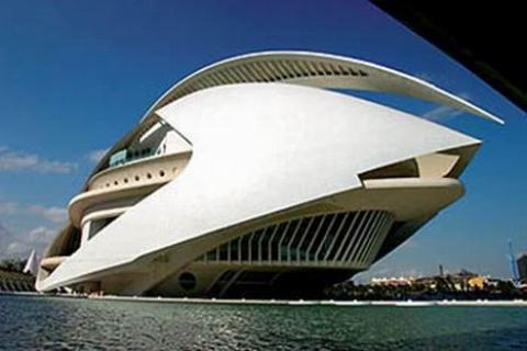 İspanya 1 Milyar Euroya Opera Binası Yaptı!