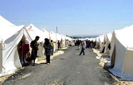 Kahramanmaraş ve Gaziantep'te Yeni Çadır Kentler Kuruluyor!