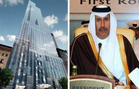 Katar Başbakanı Şeyh El Tani, The One 57'den 5 Daire Daha Alacak!
