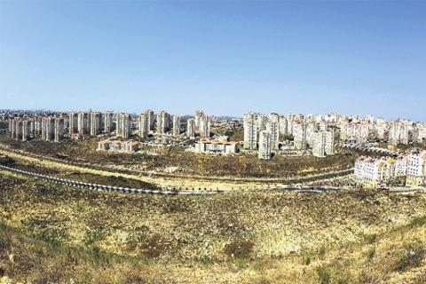 Kayaşehir'de 250 Bin Kişilik Kent Yükseliyor!
