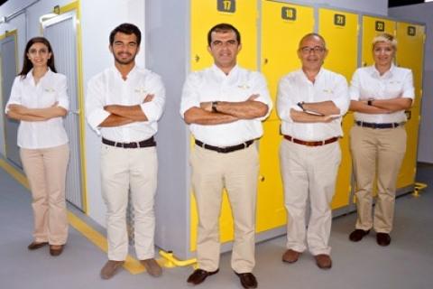 Kiralık Depo-Oda Sistemi Türkiye'de!
