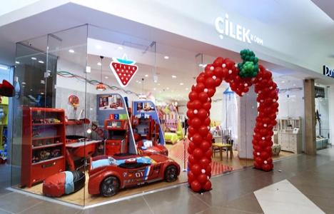 Kolombiya'da İlk Türk Mağazası: Çilek!