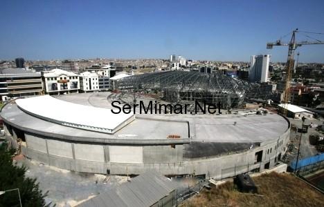 Küçükçekmece Arena 2013 Yılı Başında Açılacak!