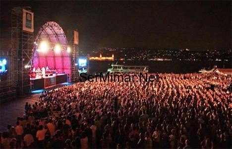 Kuruçeşme Arena'daki Konserler Eyüp'te Yapılacak!