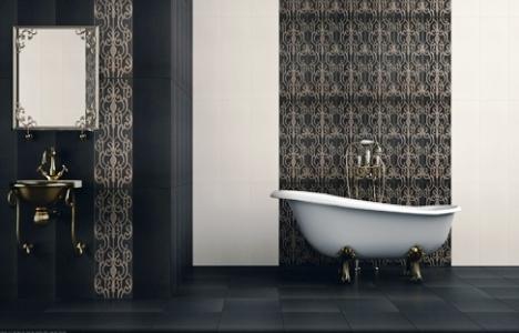 Kütahya Seramik, Banyo Dekorasyonunu Ürünleriyle Sağlıyor!