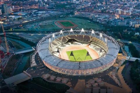 Londra Olimpiyatı,Londra olimpiyat tesisleri,olimpiyat tesisleri,kent planlaması