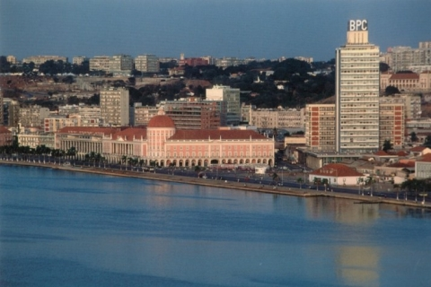 Luanda'da Ev Kiraları 21 Bin Lirayı Buluyor!