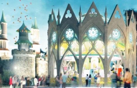 Maltepe'ye 136 Dönümlük Disneyland Yapılacak!