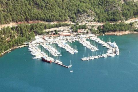 Marmaris'te Marina Büyütme ve Otel İnşaatları Durduruldu!