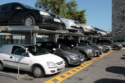 Otopark Sorununa Çözümle 50 Metrekareye 24 Otomobil Düşecek!