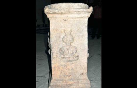 Roma'nın Sunak Taşı Afyon'dan Çıktı!